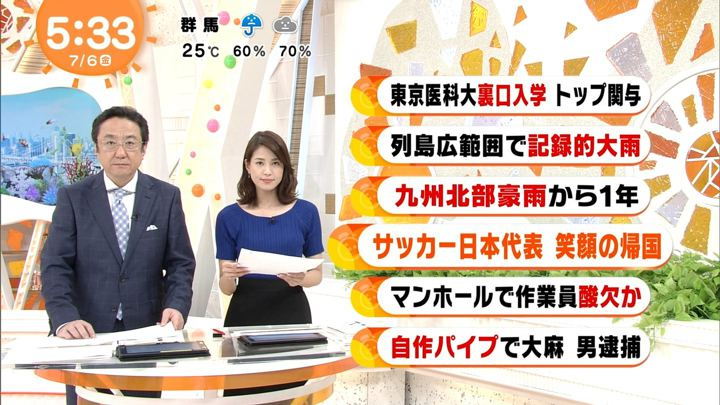 2018年07月06日永島優美の画像14枚目
