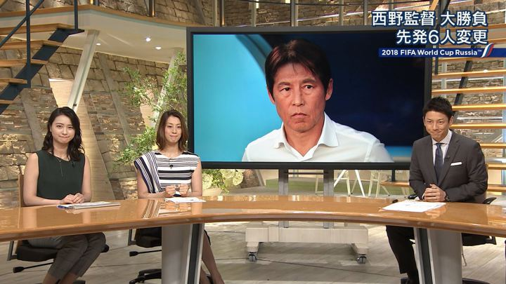 2018年06月28日小川彩佳の画像03枚目