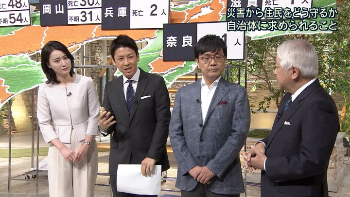 2018年07月09日小川彩佳の画像05枚目