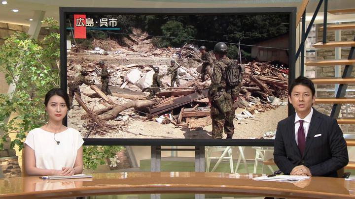 小川彩佳 報道ステーション (2018年07月12日放送 15枚)