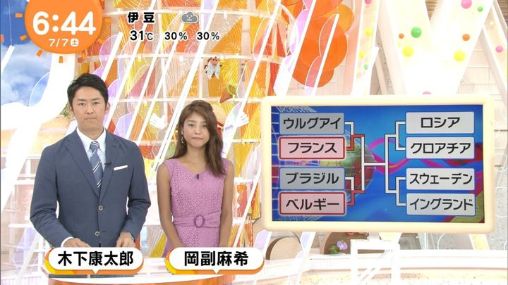 2018年07月07日岡副麻希の画像01枚目