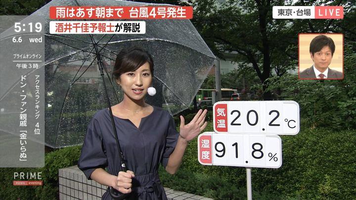 2018年06月06日酒井千佳の画像02枚目