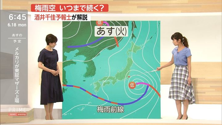 2018年06月18日酒井千佳の画像08枚目