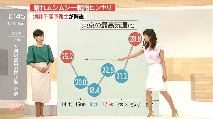 2018年06月19日酒井千佳の画像10枚目