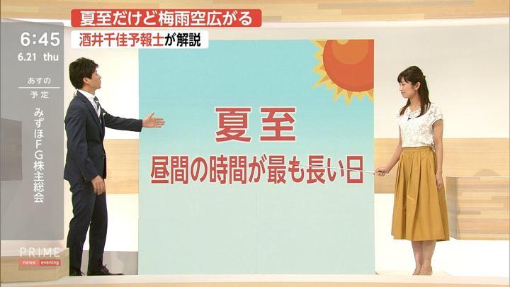 2018年06月21日酒井千佳の画像07枚目