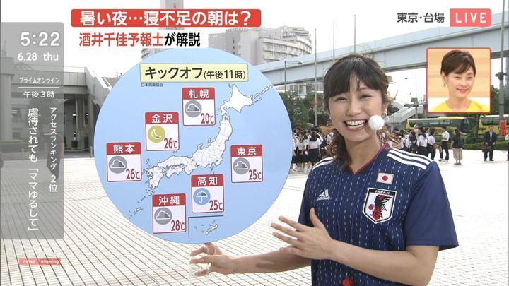 2018年06月28日酒井千佳の画像04枚目
