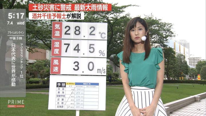 2018年07月04日酒井千佳の画像06枚目