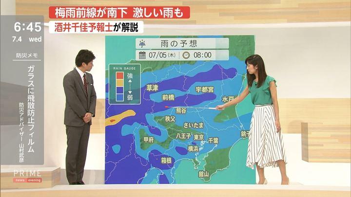 2018年07月04日酒井千佳の画像13枚目