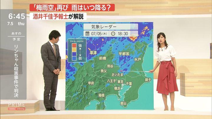 2018年07月05日酒井千佳の画像07枚目