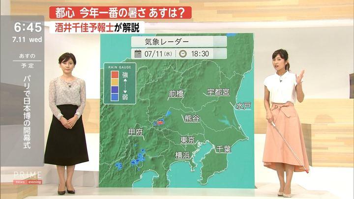 2018年07月11日酒井千佳の画像06枚目