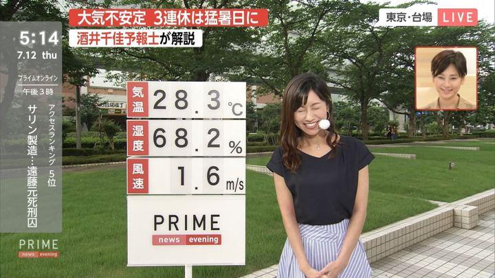 2018年07月12日酒井千佳の画像02枚目