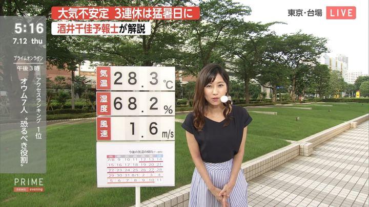 2018年07月12日酒井千佳の画像04枚目