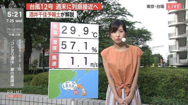 2018年07月25日酒井千佳の画像10枚目