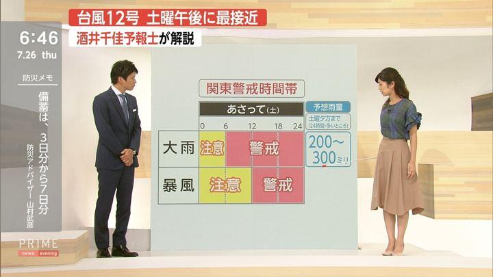 2018年07月26日酒井千佳の画像06枚目