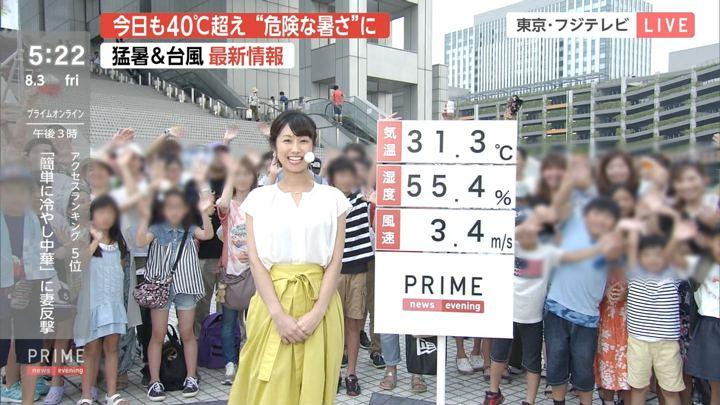 2018年08月03日酒井千佳の画像01枚目