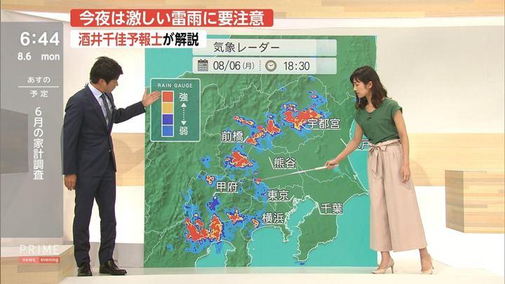 2018年08月06日酒井千佳の画像06枚目