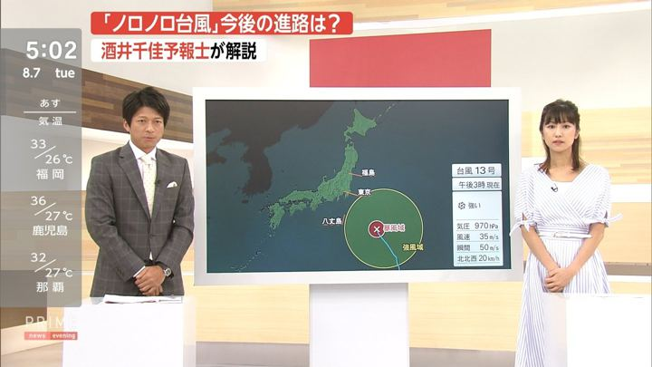 2018年08月07日酒井千佳の画像02枚目