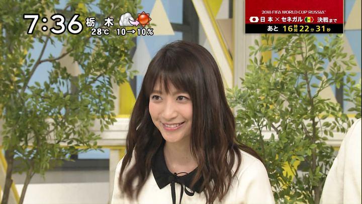 笹崎里菜 シューイチ リポビタンDチャレンジカップ2018 PON (2018年06月23日,24日,25日放送 32枚)