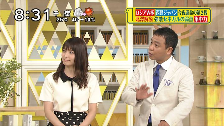 2018年06月24日笹崎里菜の画像11枚目