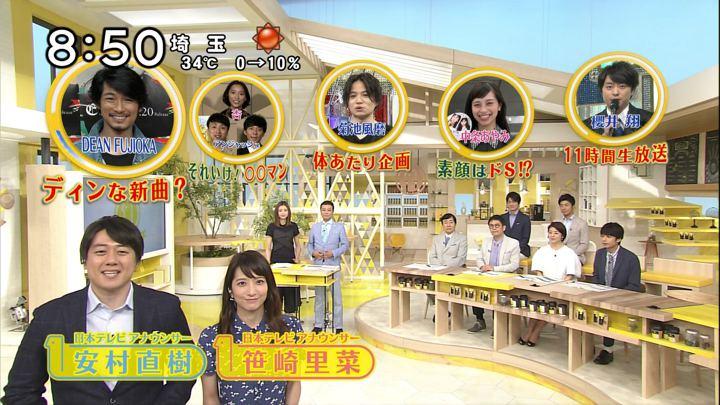 2018年07月01日笹崎里菜の画像02枚目
