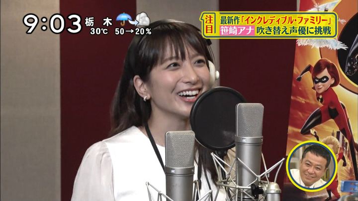 2018年07月29日笹崎里菜の画像20枚目