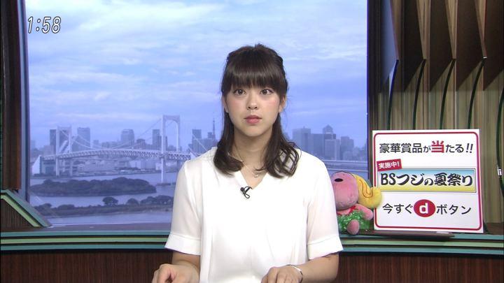 杉原千尋 BSフジニュース (2018年08月09日放送 9枚)