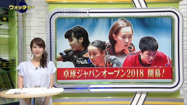 2018年06月06日鷲見玲奈の画像18枚目