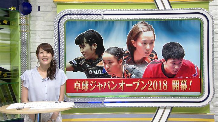 2018年06月06日鷲見玲奈の画像19枚目