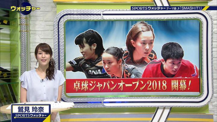 2018年06月06日鷲見玲奈の画像20枚目