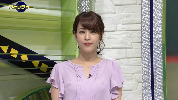2018年06月13日鷲見玲奈の画像20枚目