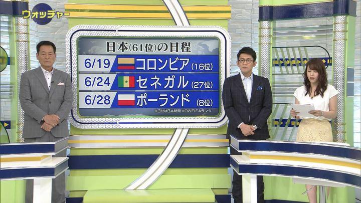 2018年06月16日鷲見玲奈の画像16枚目