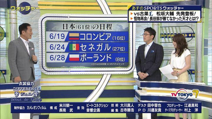 2018年06月16日鷲見玲奈の画像18枚目