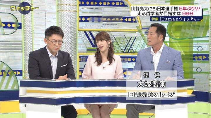 2018年06月23日鷲見玲奈の画像08枚目