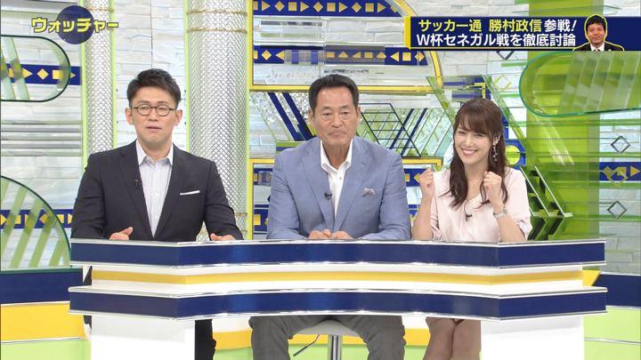 2018年06月23日鷲見玲奈の画像17枚目