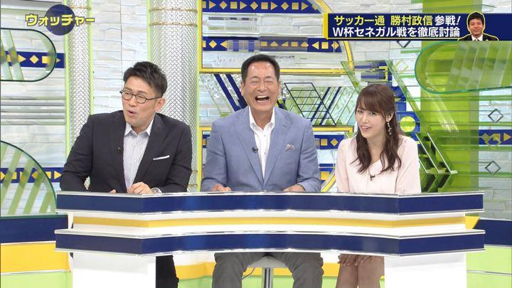 2018年06月23日鷲見玲奈の画像18枚目