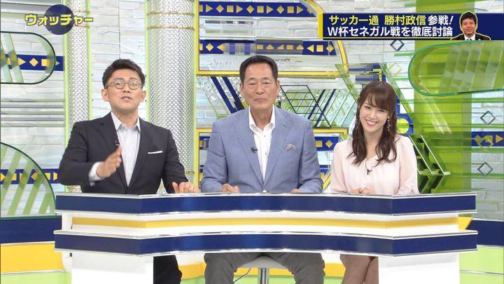 2018年06月23日鷲見玲奈の画像19枚目
