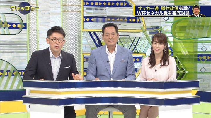 2018年06月23日鷲見玲奈の画像20枚目