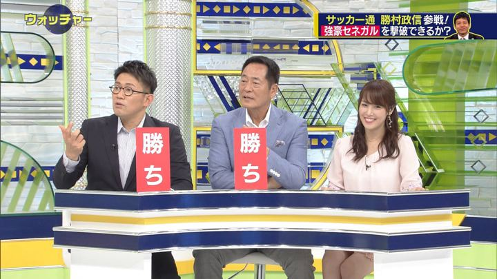 2018年06月23日鷲見玲奈の画像23枚目