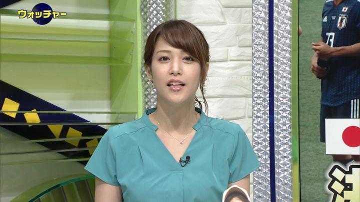 2018年06月29日鷲見玲奈の画像04枚目