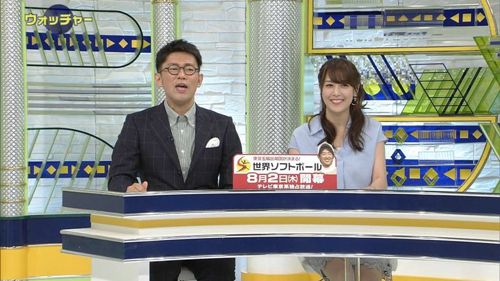 2018年06月30日鷲見玲奈の画像03枚目