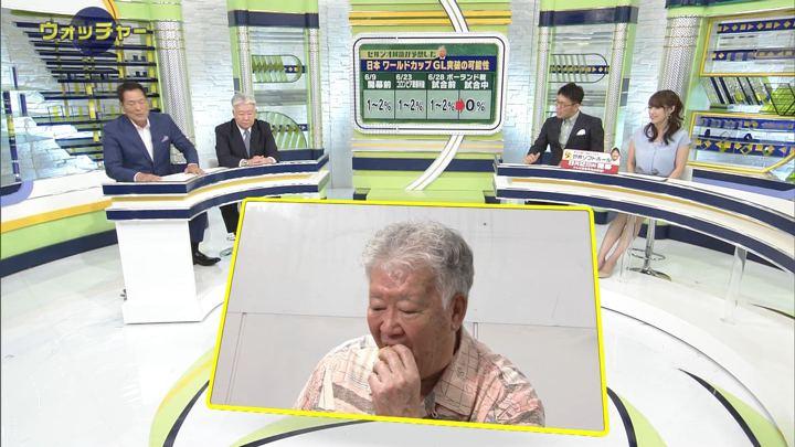2018年06月30日鷲見玲奈の画像32枚目