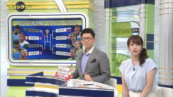 2018年07月07日鷲見玲奈の画像28枚目