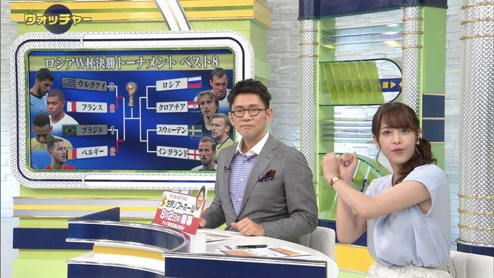 2018年07月07日鷲見玲奈の画像29枚目