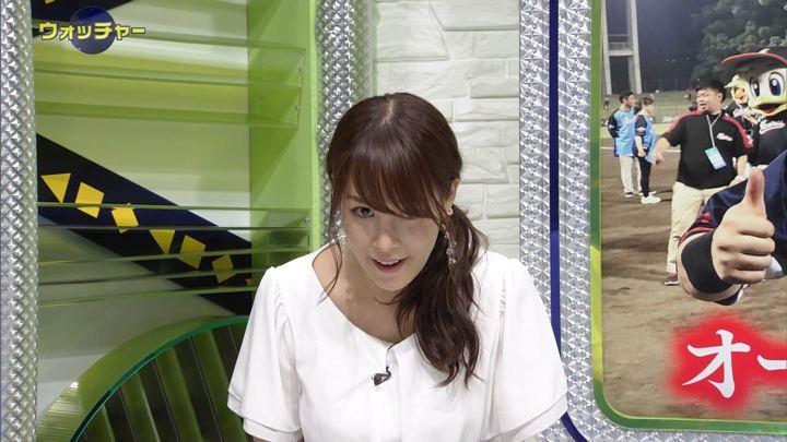 2018年07月18日鷲見玲奈の画像18枚目