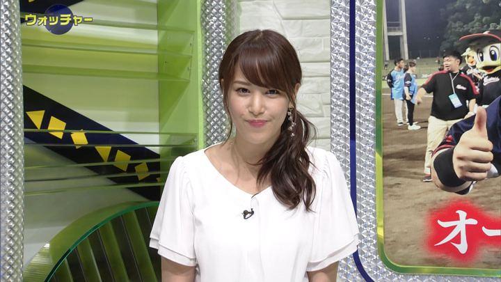 2018年07月18日鷲見玲奈の画像22枚目