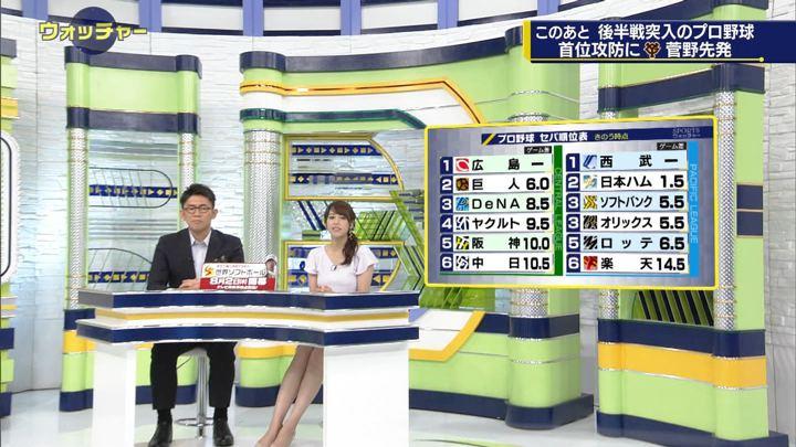 2018年07月21日鷲見玲奈の画像47枚目