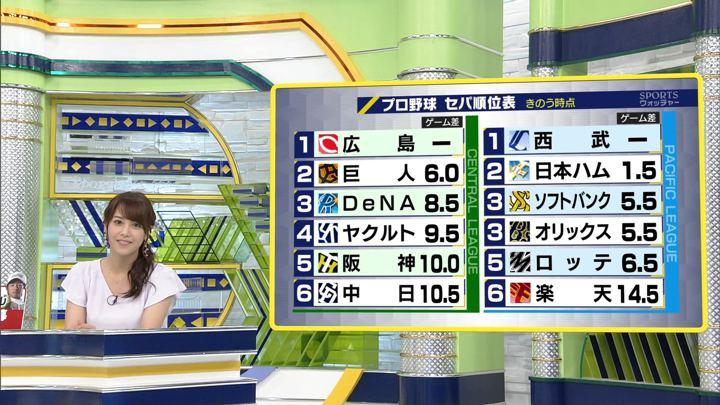 2018年07月21日鷲見玲奈の画像48枚目