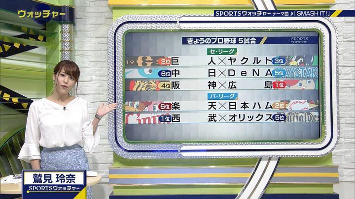 2018年07月25日鷲見玲奈の画像41枚目