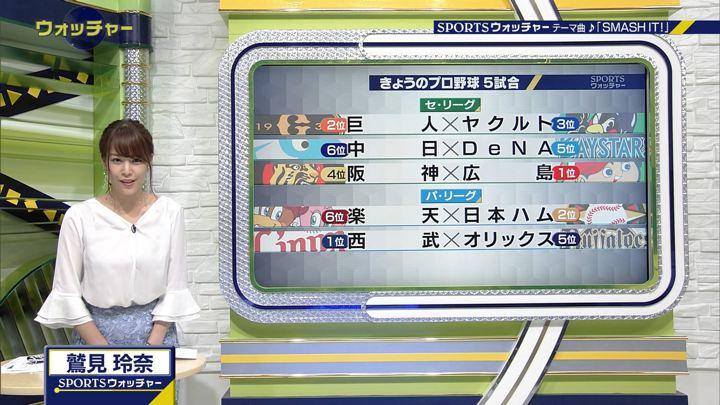 2018年07月25日鷲見玲奈の画像42枚目