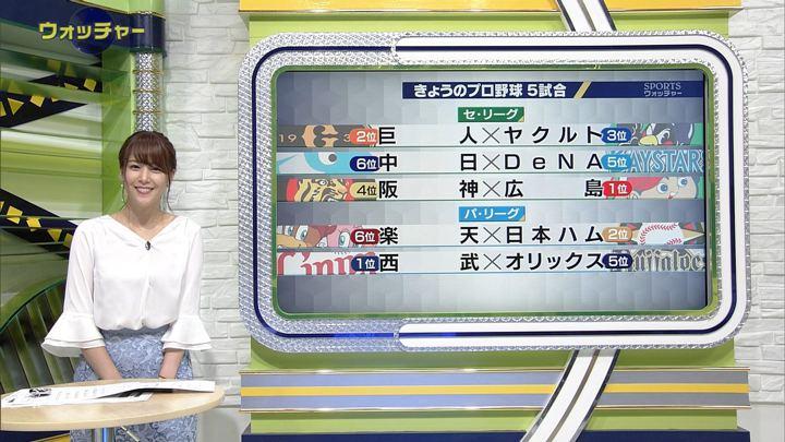 2018年07月25日鷲見玲奈の画像43枚目